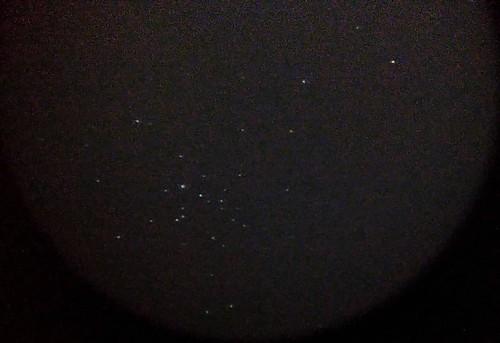 M36, The Pinwheel Cluster - at 70x