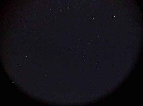 M38, The Starfish Cluster