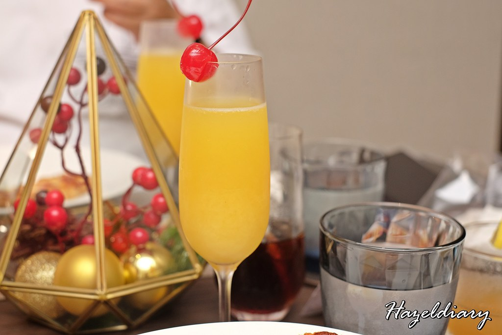 Mimosa Cocktail-Oakwood Premier