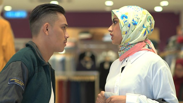 Drama BIAR MEREKA CEMBURU Gandingan Kali Pertama Nabila Razali & Aiman Hakim Ridza