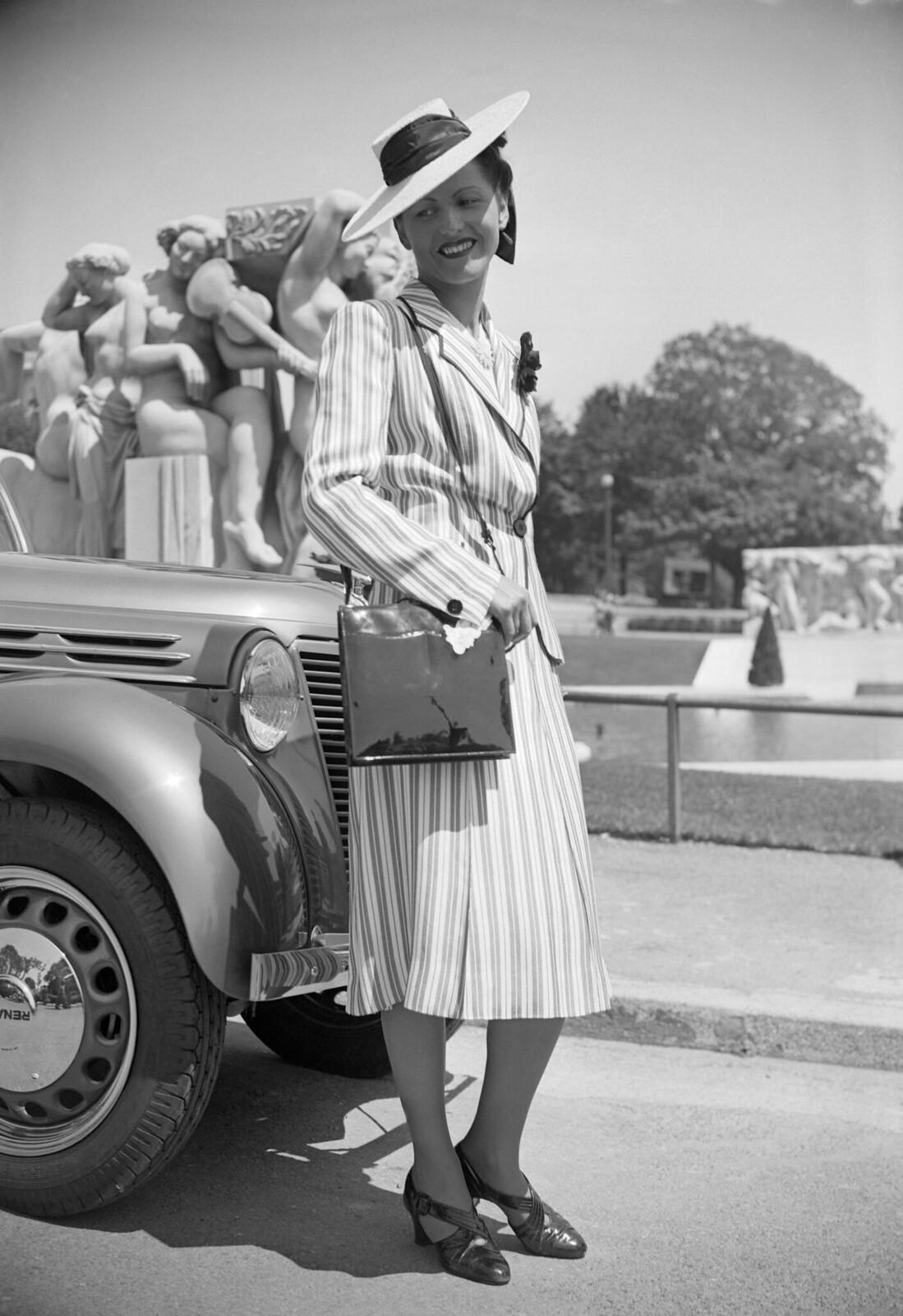 13. 1939. Конкурс на звание Мисс мотоэлегантность