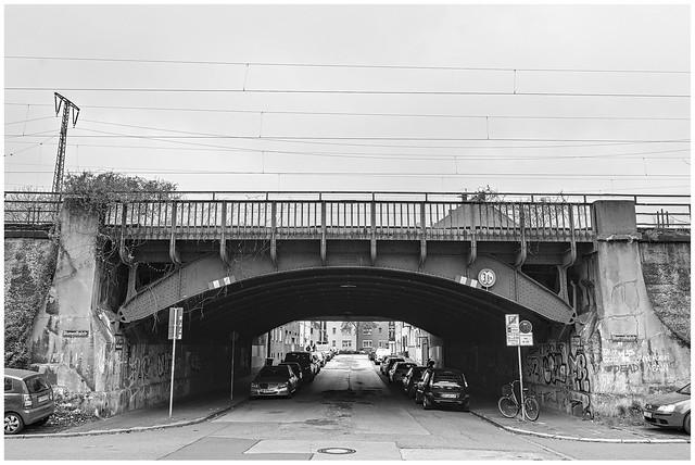 Brücken in Duisburg XVI