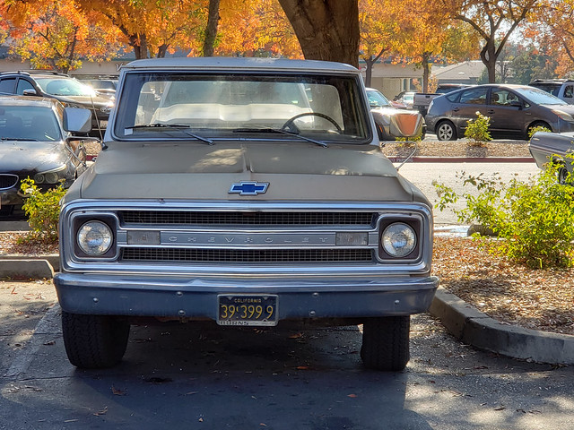 Fresno California Autumn Classic Chevrolet Truck