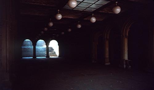 Bethesda Terrace Underpass - Central Park