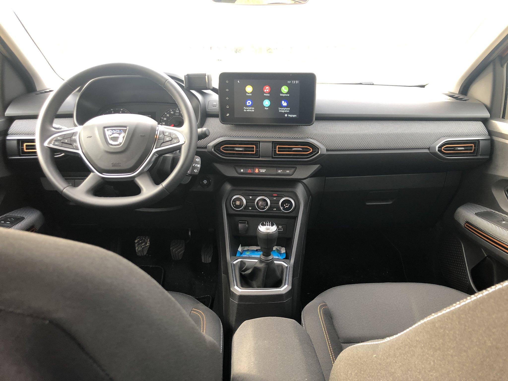 Essai Dacia Sandero Stepway 100e GPL Confort (39)