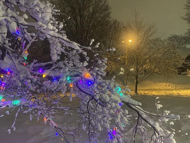 December 1, quite snowy.
