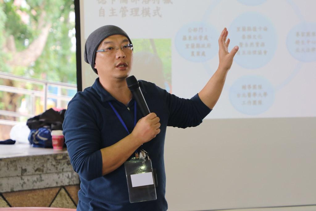 計畫主持人施聖文。圖片來源:臺北醫學大學研究團隊提供(不適用CC授權)。