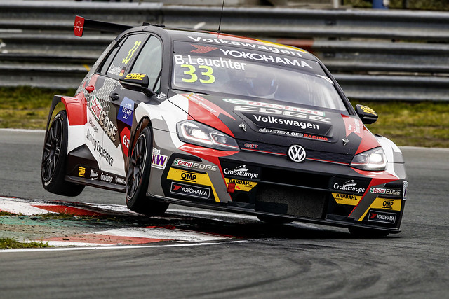 WTCR home race for Volkswagen and Benjamin Leuchter on the Nordschleife