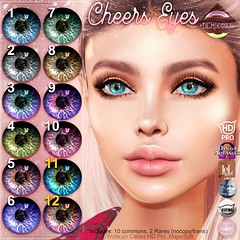 {Demicorn} Cheer Eyes AD