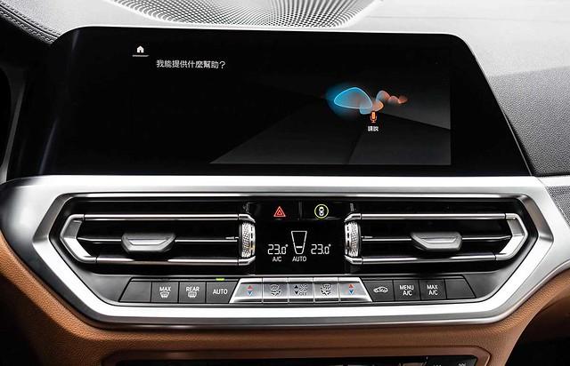 [新聞照片十一] 全新BMW智慧語音助理2.0全面升級,透過連網功能提供更加口語化及人性化的互動方式