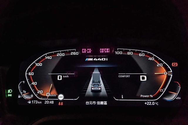 [新聞照片十] 全新世代BMW 4系列雙門跑車完整配備BMW Personal CoPilot智慧駕駛輔助科技,以全方位領先科技提供車主最全面的安全防護