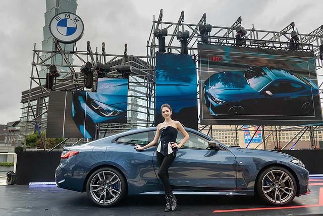 [新聞照片二] 品牌大使許瑋甯與THE 4帥氣同框,聚焦眾人視線