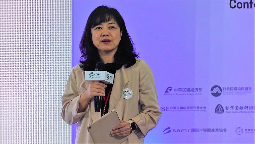 中華經濟研究院綠色經濟研究中心主任溫麗琪擔任台灣循環經濟獎召集人