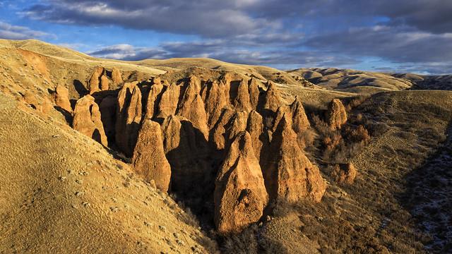 Supplication Hills