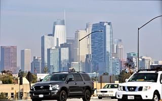 Financial District Los Angeles