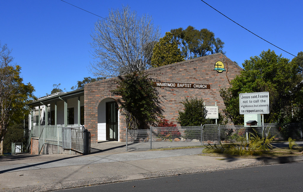 Baptist Church, Warrimoo, NSW.