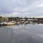 Preston Docks scene