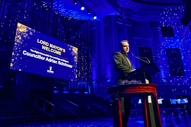 2020 Lord Mayor's Multicultural Business Dinner and Awards