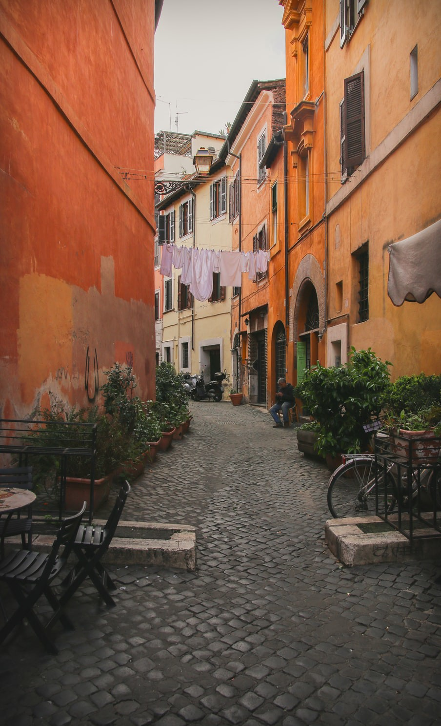 Another Trastavere Street