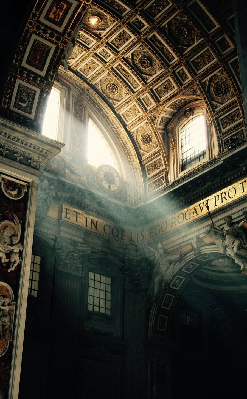Basillica St Peter