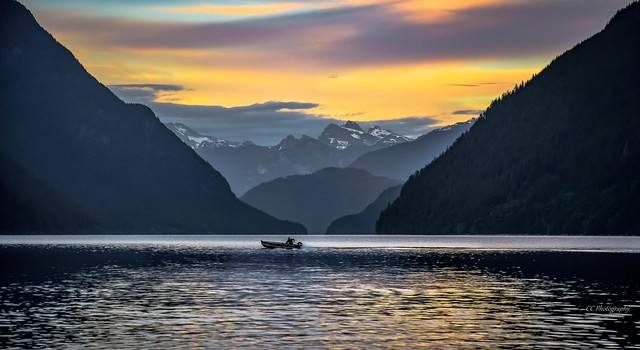 Alouette Lake - Golden Ears Provincial  Park,  British Columbia (EXPLORED /THANK-YOU FLICKR)