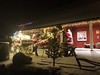 Jul på Nostalgilåven i Lyngdal