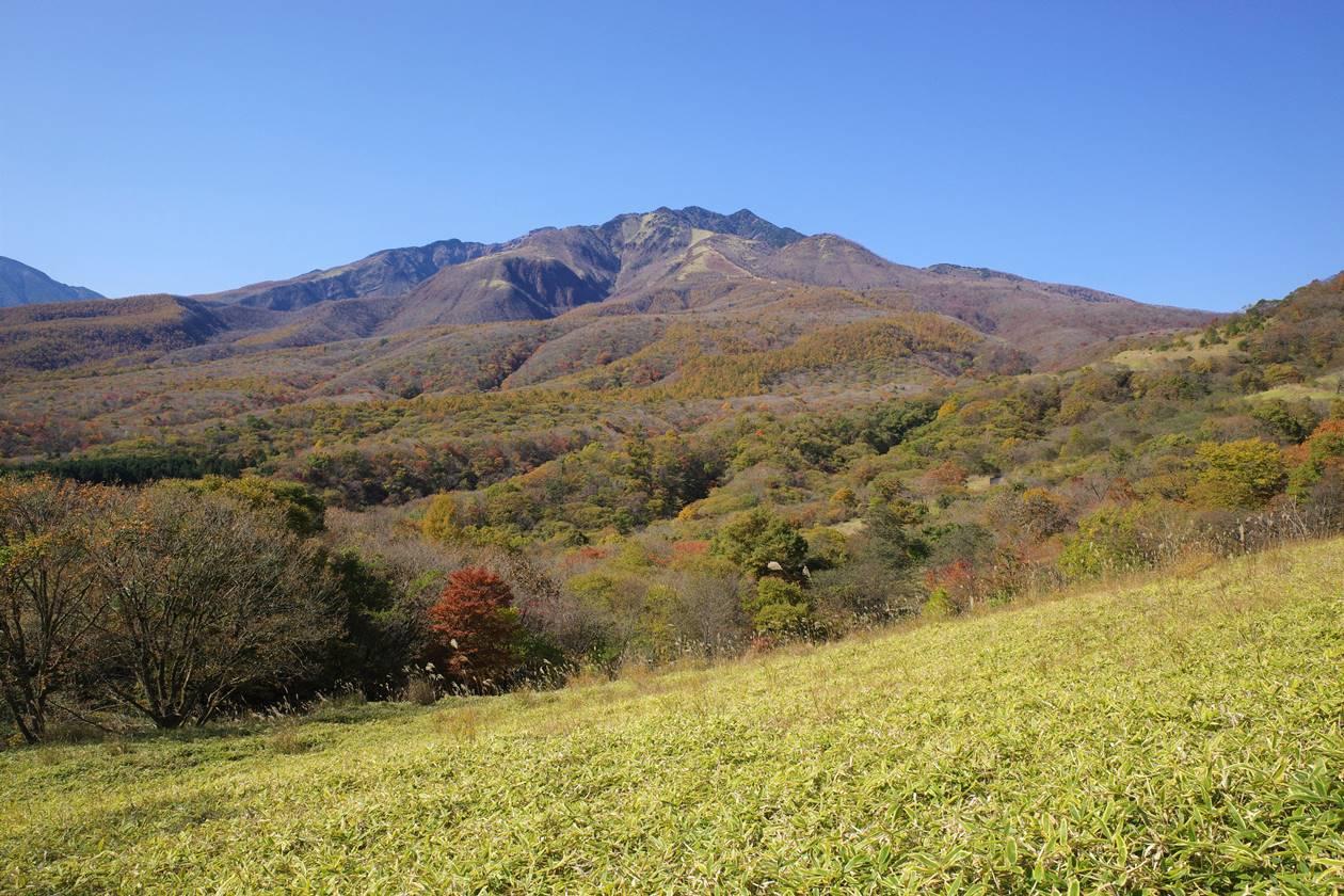 【日光】紅葉の赤薙山~女峰山