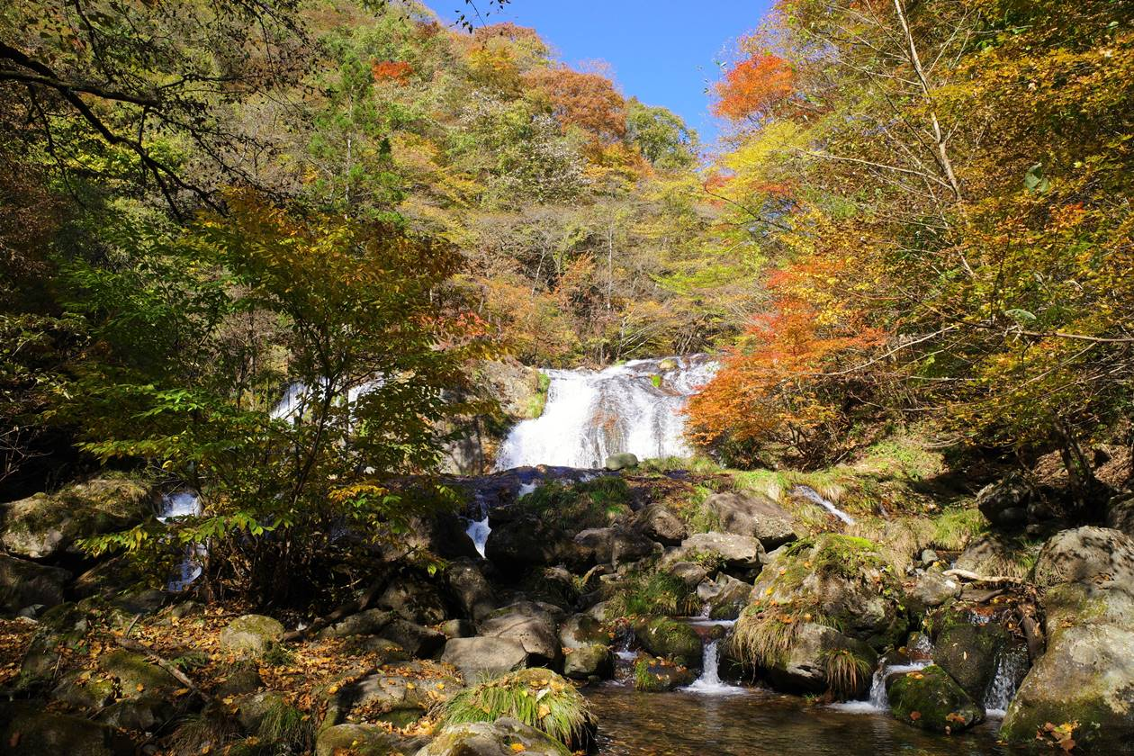 日光・玉簾ノ滝