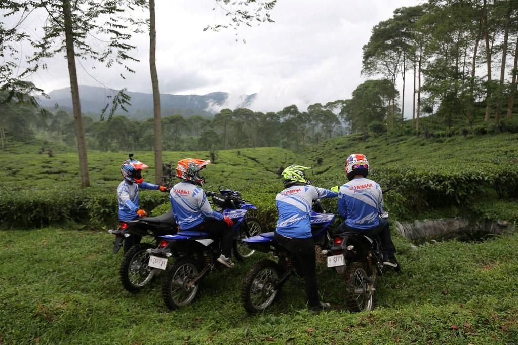 Coaching Clinic WR 155 R Bersama Wawan Tembong dan Akbar Taufan