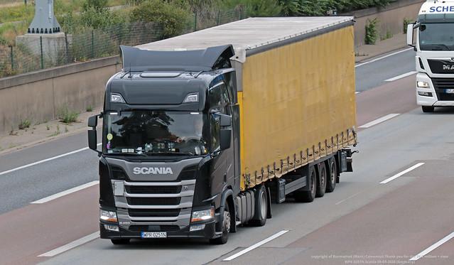WPR 0251N Scania 09-07-2020 (Germany)