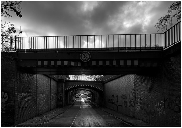Brücken in Duisburg XV