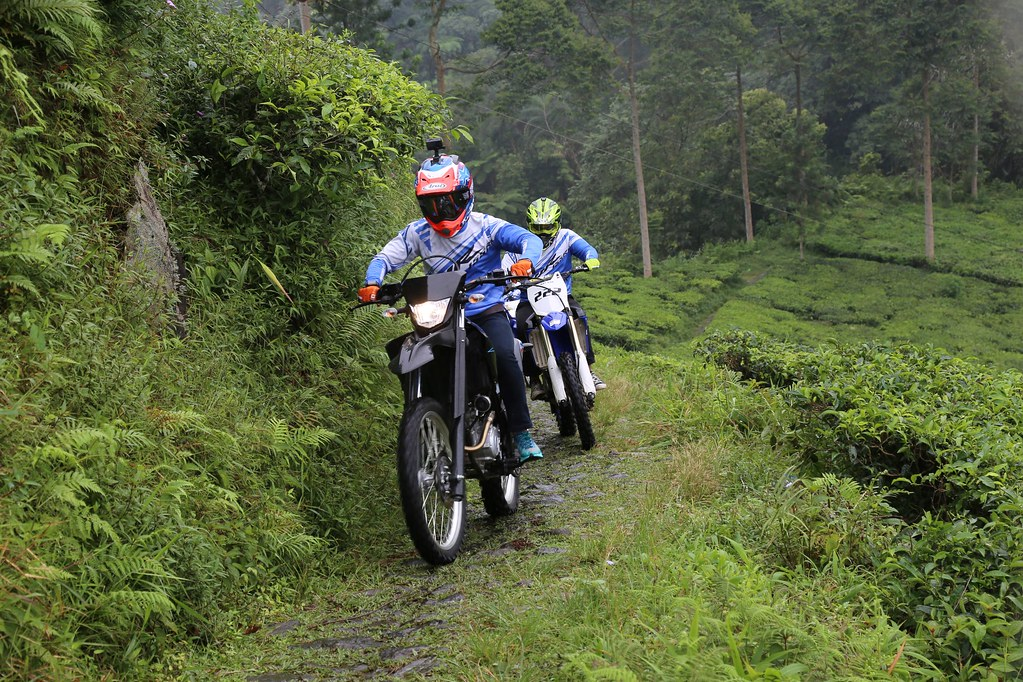 Coaching Clinic WR 155 R Offroad