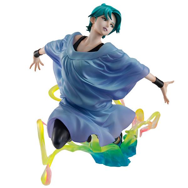 最美水星之愛!鋼彈角色 GGG 系列《機動戰士Z鋼彈》鳳‧村雨 立體人形