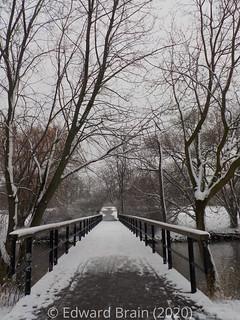 Etobicoke Creek Pedestrian Bridge