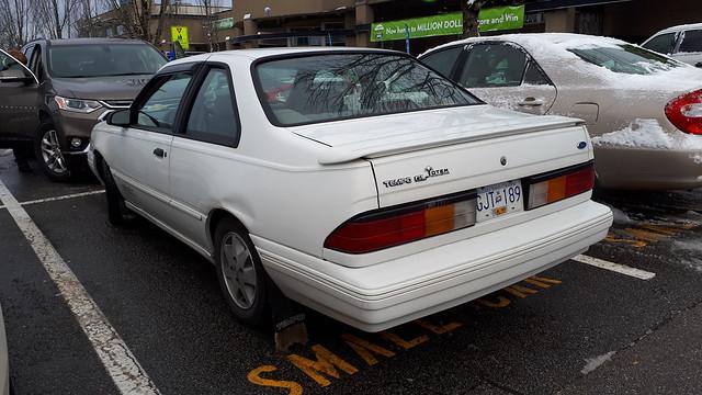1993 Ford Tempo GL Sport