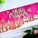 Merry Christmas card closeup1