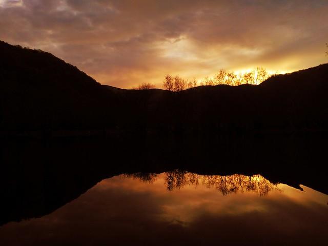 Sunset Reflection Erikli Yalova
