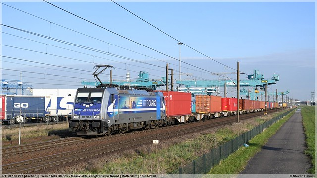 RTBC 186 297 | Rotterdam | 16-03-2020