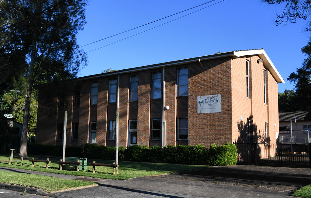 Baptist Church, Glenbrook, NSW.