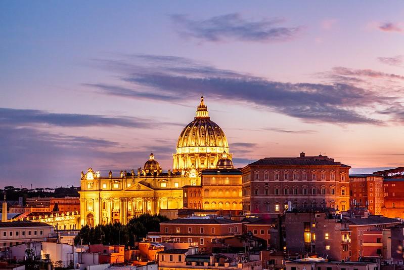 Bella Roma at Night