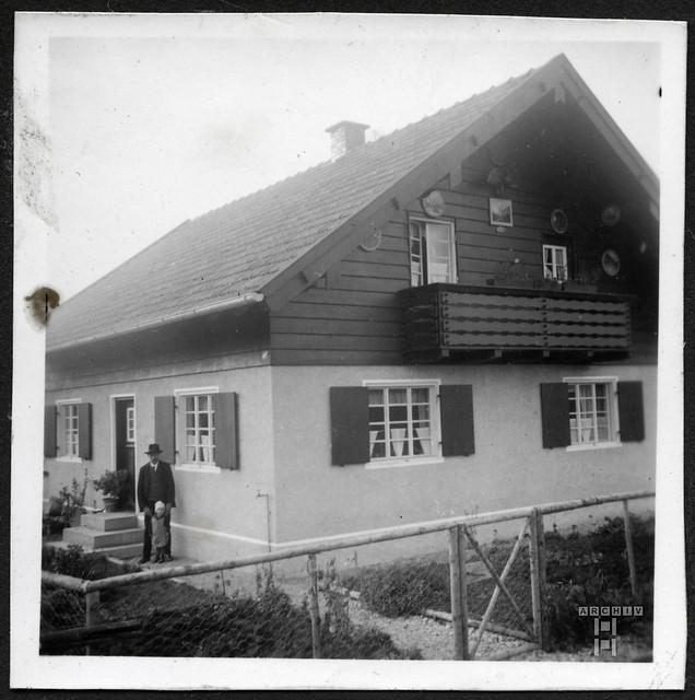 ArchivTappenZAl2a741 Wohngebäude, 1930er