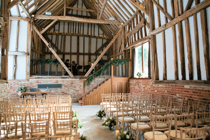 The Oak Barn, Frame Farm - Funerals & Celebrations of Life