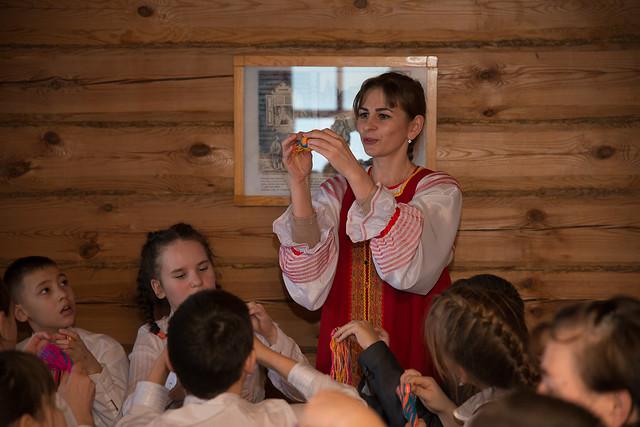 10 декабря музей-заповедник «Тарханы» присоединится к Всероссийской инклюзивной акции «Музей для всех!» и приглашает на интерактивные занятия и мастер-классы.