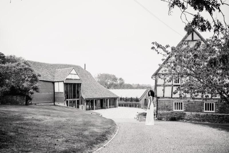 The Oak Barn, Frame Farm - Weddings