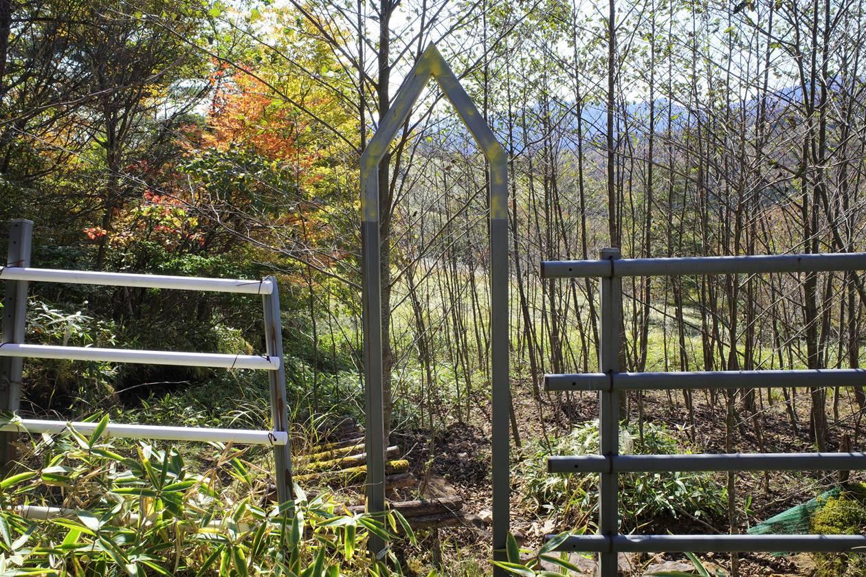 日光・大山の狭い入口