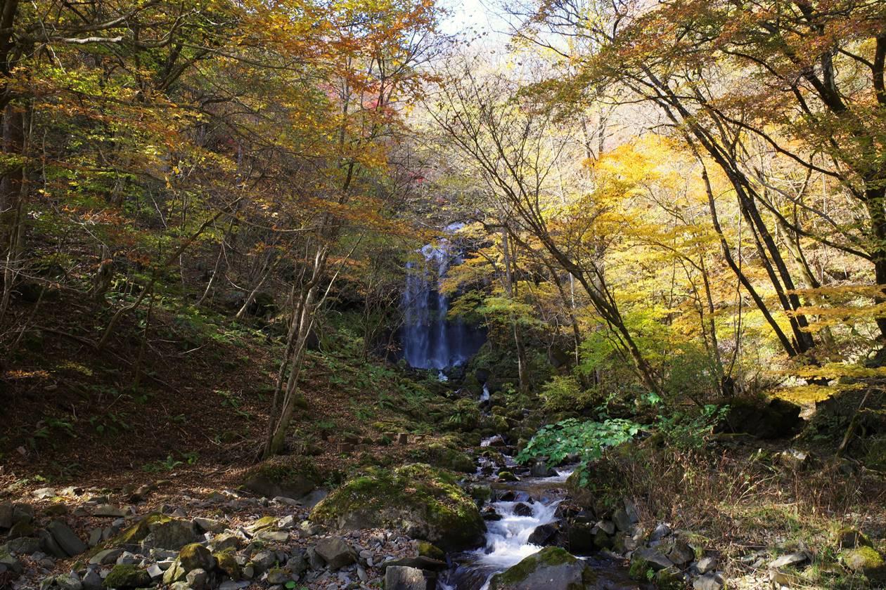 日光・マックラ滝