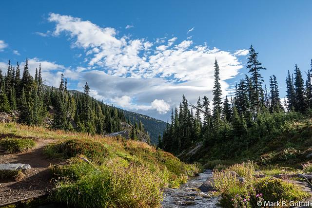 The Summerland Creek