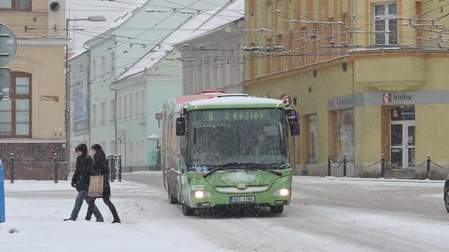 2016-01-23 Teplice Bus Nr.443