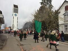10. Februar 2019 - Umzug Aadorf