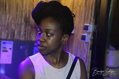 Ekia Lamvu BADOU, Journaliste reporter, Globetrotteuse. Crédit photo © Boub´s SiDIBÉ